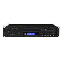 Tascam - CD-200BT CD Player with Bluetooth Receiver
