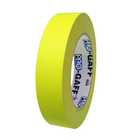Le Mark Pro Gaf Florescent Yellow 24mm