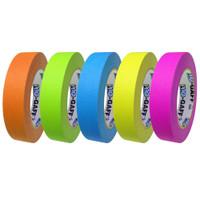Pro Gaff Gaffer Tape 24mm x 25yrds Florescent