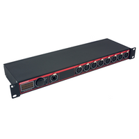 Ethernet DMX Node 8 DMX Ports