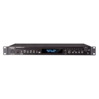 CD/USB playback device with balanced XLR output w/ Tempo Control