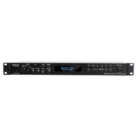Solid-State Media Player with Bluetooth/USB/SD/Aux Inputs
