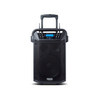 All-In-One Compact PA System w/Handheld Mic & Headset Mic