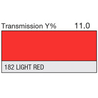 182 Light Red