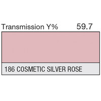 186 Cosmetic Silver Rose