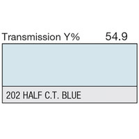 LEE Filters - 202 1/2 CT Blue