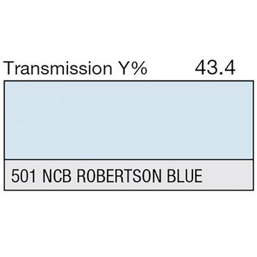 84240bf5 LEE Filters 501 New Colour Blue - Lighting Gel - White Light