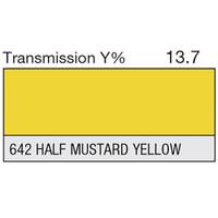 642 Half Mustard