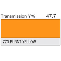 770 Burnt Yellow