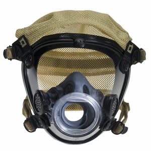 Bright Msa Air Mask Air Tank Harness Firefighter Scba Self Contained Breathing Appartus Business & Industrial