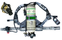 MSA MMR Air Mask SCBA