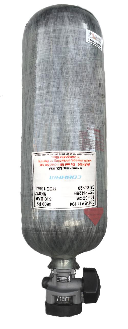New Carleton 4.5 Carbon Fiber Cylinders