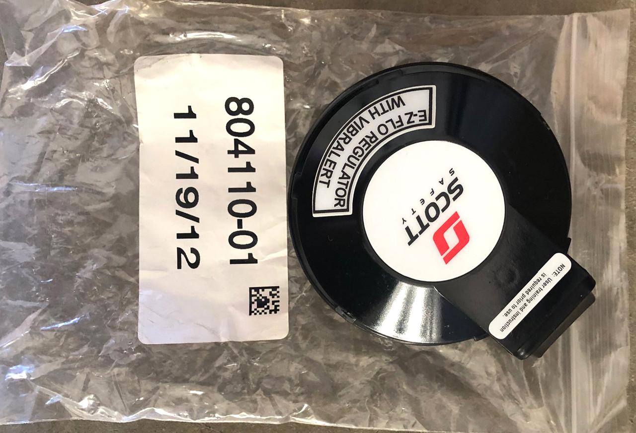 Scott EZ Flo Regulator Cover Assembly.  P/N 804110-01