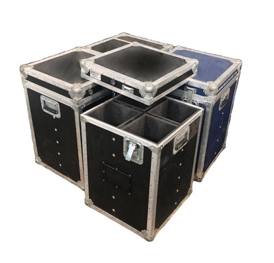 Wilson Cylinder Shipping Case