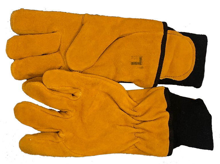 Rawhide Fire Rated Gloves-Brown