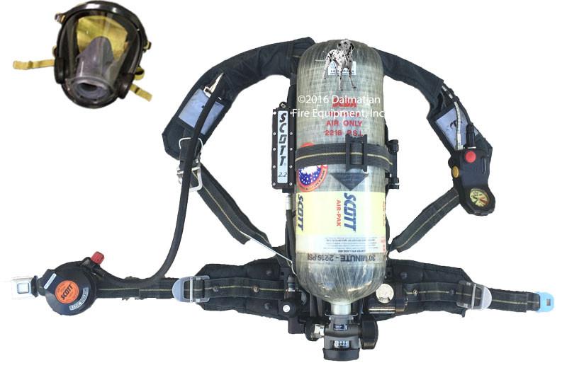 Scott AP75 IND 2.2 Air Pack