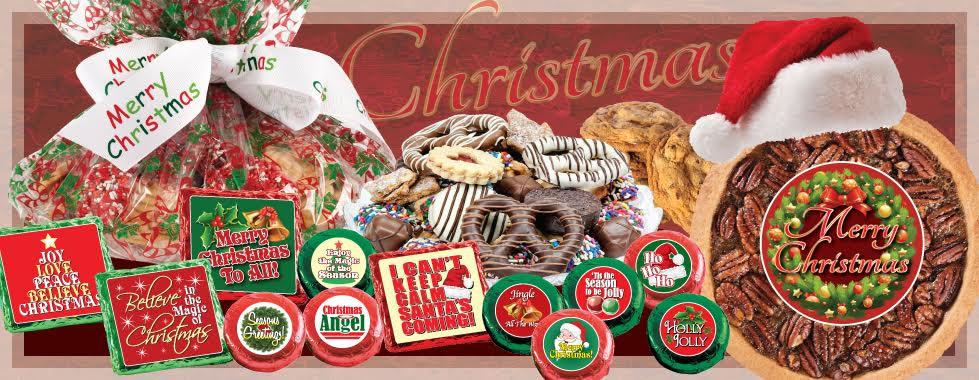 Food Gifts for Christmas | Edible Christmas Gifts | Christmas Cookie ...