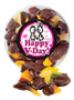 Valentine's Day Chocolate Dipped Mixed Fruit - Humor