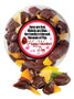 Valentine's Day Chocolate Dipped Mixed Fruit - Traditional