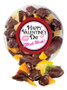 Valentine's Day Chocolate Dipped Mixed Fruit - Sexy