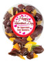 Valentine's Day Chocolate Dipped Mixed Fruit - Clients