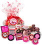 Valentine's Day Cookie Talk Message Platter - Love