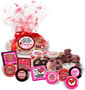 Valentine's Day Cookie Talk Message Platter
