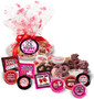 Valentine's Day Cookie Talk Message Platter - Humor
