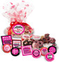 Valentine's Day Cookie Talk Message Platter - Friends