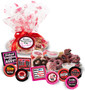 Valentine's Day Cookie Talk Message Platter - Sexy