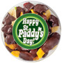 Happy St Patrick's Day Chocolate Dipped Dried Fruit