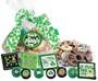 St Patrick's Day Cookie Talk Message Platter