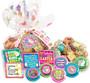 Easter Cookie Talk Message Platter