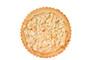 Almond Raspberry Cookie Pie