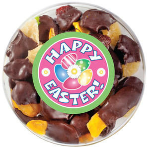 Easter Chocolate Dipped Dried Fruit