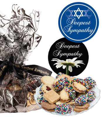 Sympathy/Shiva Butter Cookie Assortment