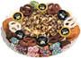 Sympathy Popcorn & Cookie Assortment Platter - No Label