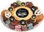 Sympathy Cookie Pie & Cookie Assortment Platter