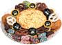 Sympathy Cookie Pie & Cookie Assortment Platter -  No Label