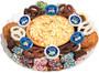 Shiva Cookie Pie & Cookie Assortment Platter - No Label
