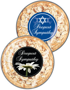 Sympathy/Shiva Cookie Pie