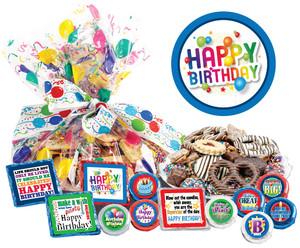 """Birthday """"Cookie Talk"""" Message Platter"""