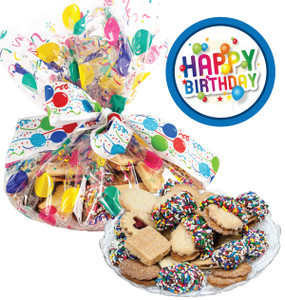 Birthday Butter Cookie Platter