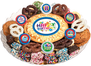BIRTHDAY COOKIE PIE & COOKIE PLATTER
