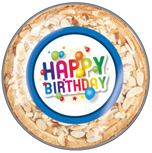 BIRTHDAY COOKIE PIE
