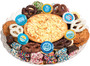 Baby Boy Cookie Pie & Cookie Assortment Platter - No Label