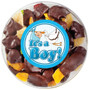 Baby Boy Chocolate Dipped Dried Mixed Fruit