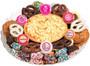 Baby Girl Cookie Pie & Cookie Platter - no label
