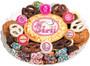 Baby Girl Cookie Pie & Cookie Platter