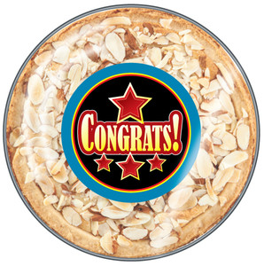 CONGRATULATIONS  COOKIE PIE